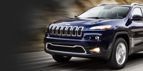 2015 Jeep Cherokee safety