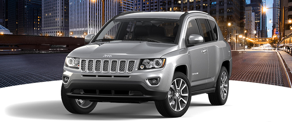 2015 Jeep Compass Appearance Main Img