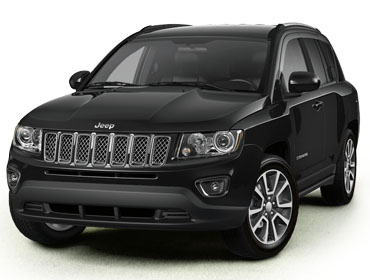 2015 Jeep Compass appearance