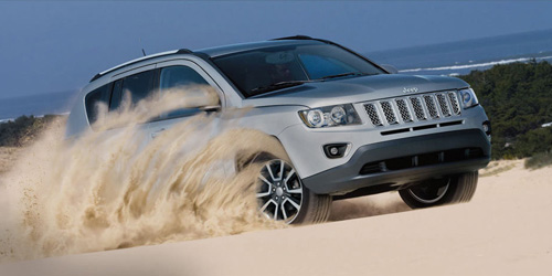 2015 Jeep Compass performance