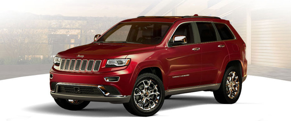 2015 Jeep Grand Cherokee Appearance Main Img