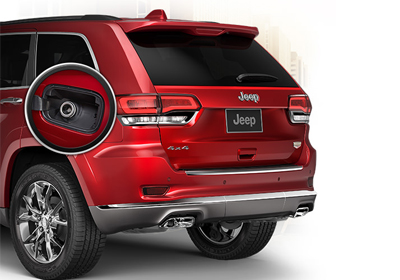 2015 Jeep Grand Cherokee appearance