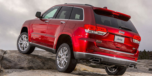 2015 Jeep Grand Cherokee performance