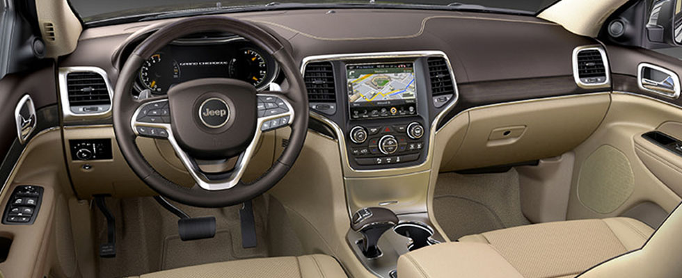 2015 Jeep Grand Cherokee Safety Main Img