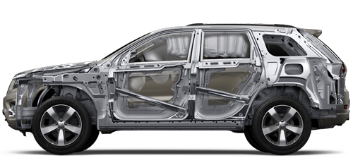 2015 Jeep Grand Cherokee safety
