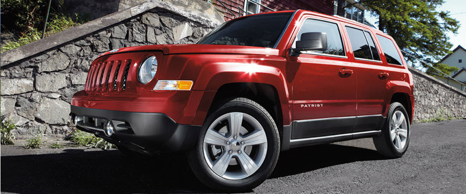 2015 Jeep Patriot Appearance Main Img