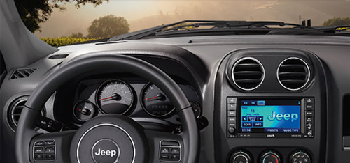 2015 Jeep Patriot comfort