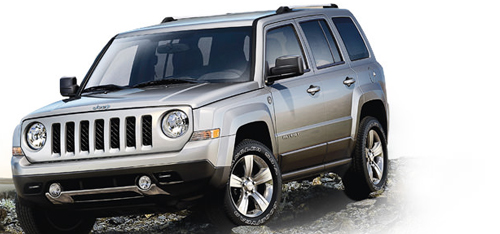 2015 Jeep Patriot performance