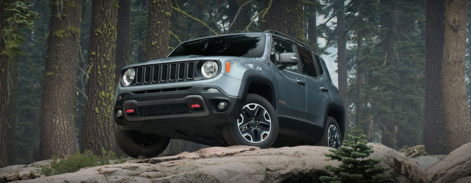 2015 Jeep Renegade Appearance Main Img