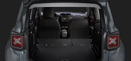 2015 Jeep Renegade comfort