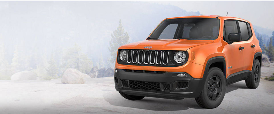 2015 Jeep Renegade Main Img
