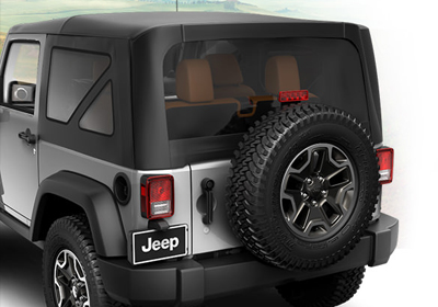 2015 Jeep Wrangler Unlimited appearance