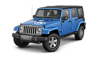 Wrangler Unlimited Freedom Edition