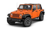 Wrangler Unlimited Hard Rock