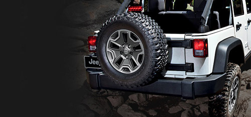 2015 Jeep Wrangler Unlimited performance