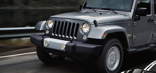 2015 Jeep Wrangler Unlimited safety