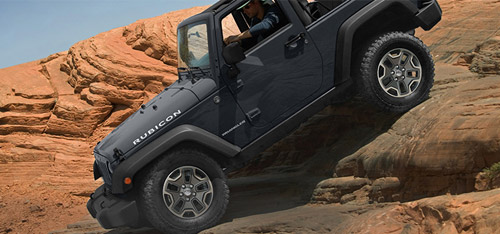 2015 Jeep Wrangler safety