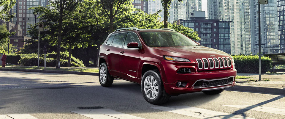 2016 Jeep Cherokee Appearance Main Img