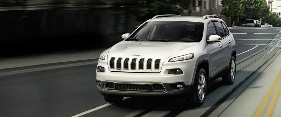 2016 Jeep Cherokee Main Img