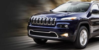 2016 Jeep Cherokee safety