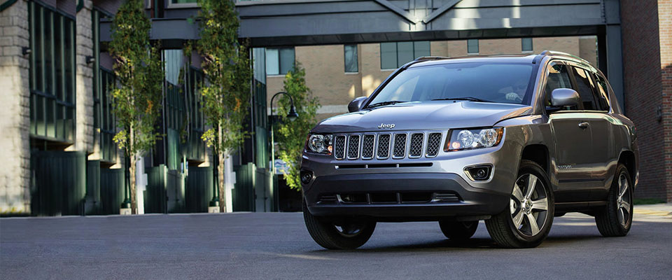 2016 Jeep Compass Appearance Main Img