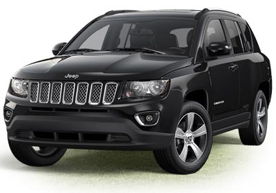 2016 Jeep Compass appearance