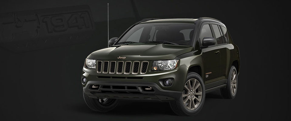 2016 Jeep Compass Main Img