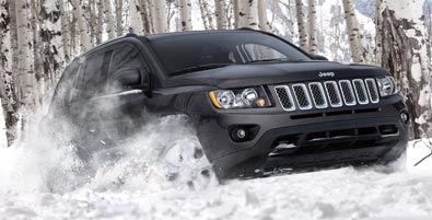 2016 Jeep Compass performance