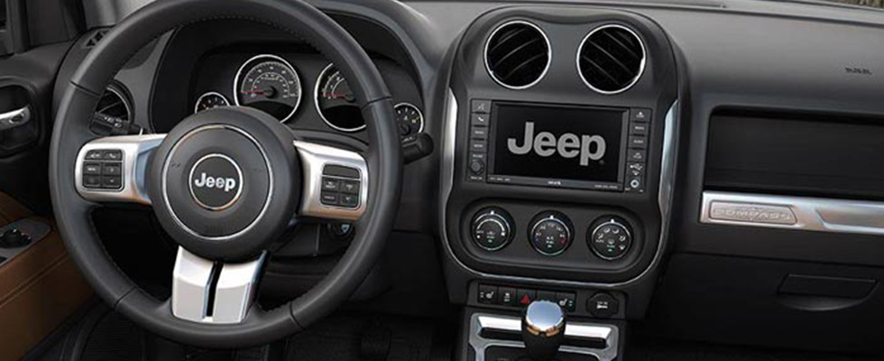2016 Jeep Compass Safety Main Img
