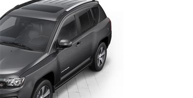 2016 Jeep Compass safety