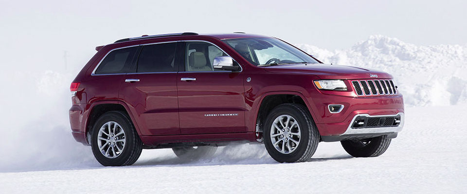 2016 Jeep Grand Cherokee Appearance Main Img