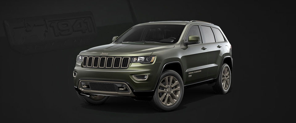 2016 Jeep Grand Cherokee Main Img