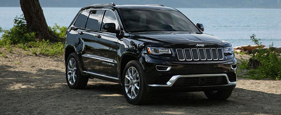 2016 Jeep Grand Cherokee Safety Main Img