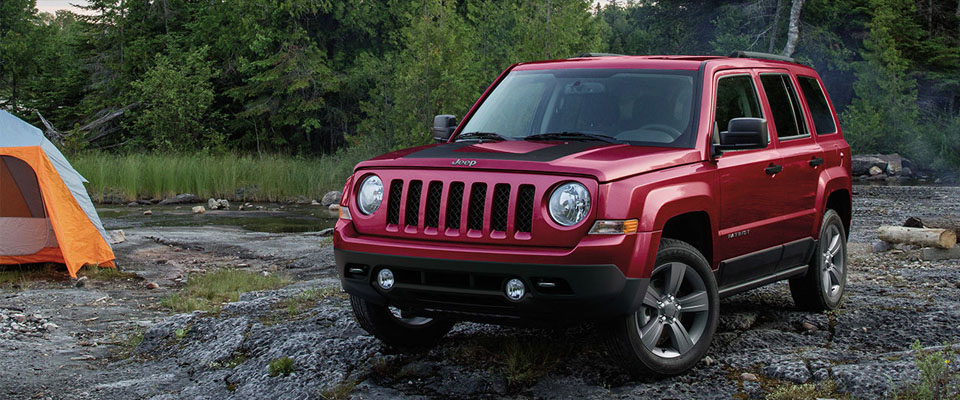 2016 Jeep Patriot Appearance Main Img