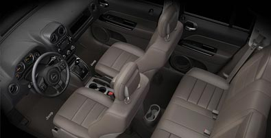 2016 Jeep Patriot comfort
