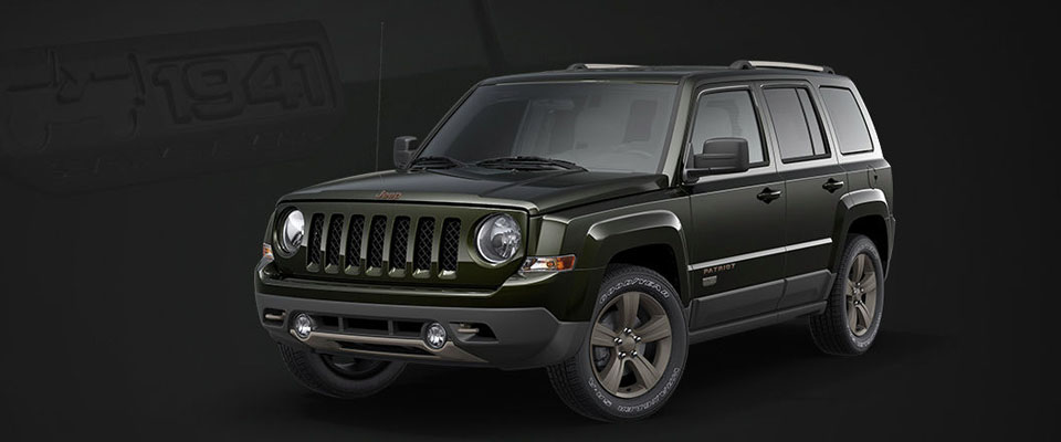 2016 Jeep Patriot Main Img