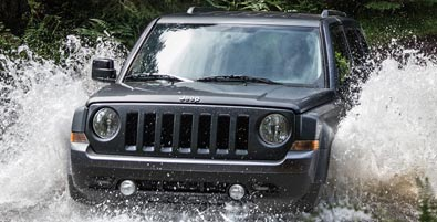 2016 Jeep Patriot performance