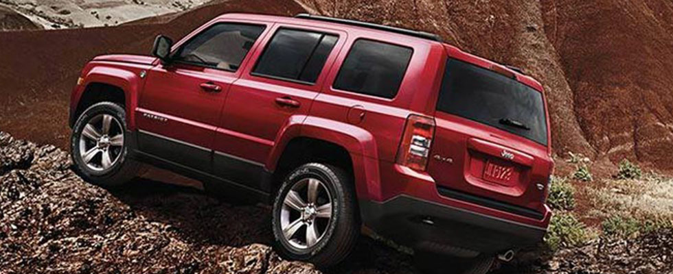 2016 Jeep Patriot Safety Main Img