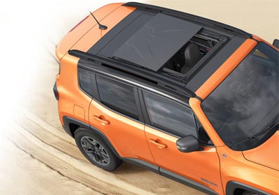 2016 Jeep Renegade appearance
