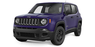 2016 Jeep Renegade for Sale in Victorville, CA