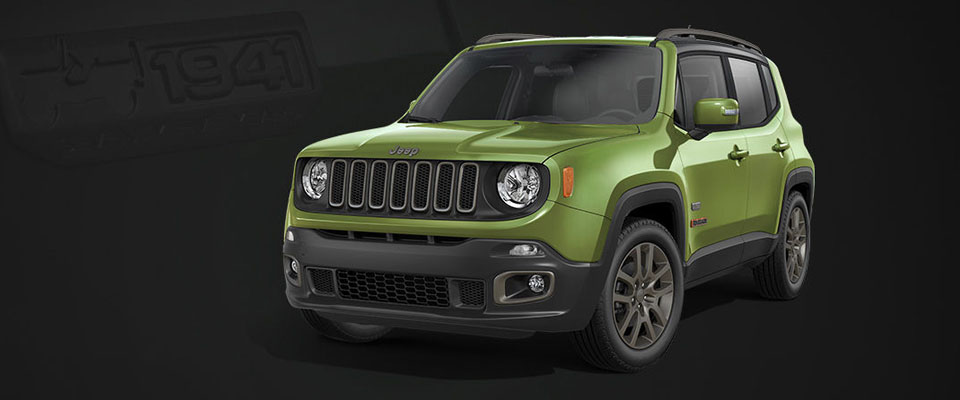 2016 Jeep Renegade Main Img