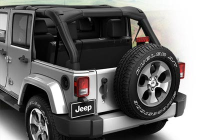 2016 Jeep Wrangler Unlimited appearance
