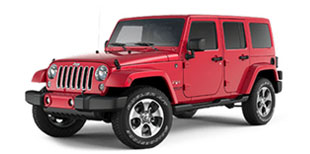 2016 Jeep Wrangler Unlimited for Sale in Victorville, CA