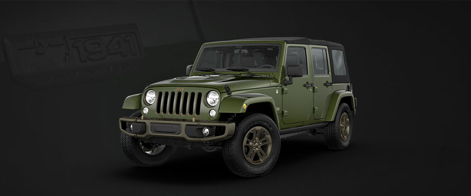 2016 Jeep Wrangler Unlimited Main Img
