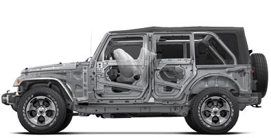 2016 Jeep Wrangler Unlimited safety