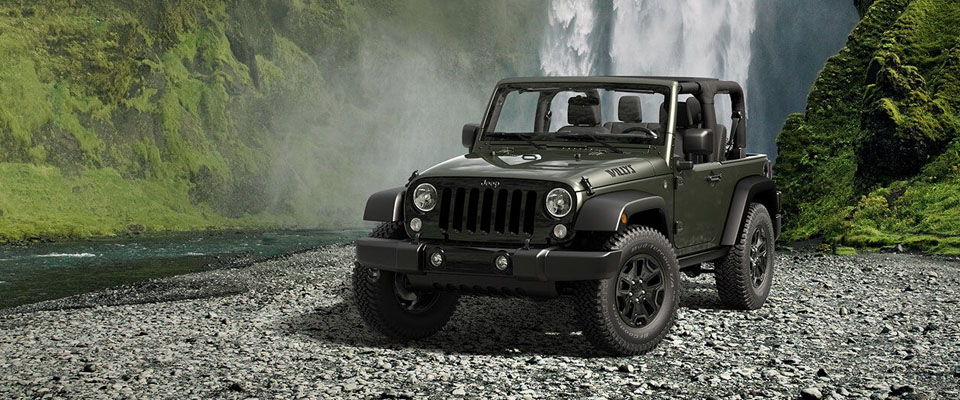 2016 Jeep Wrangler Appearance Main Img