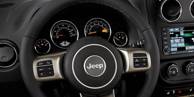 Steering Wheel-Mounted Audio Controls