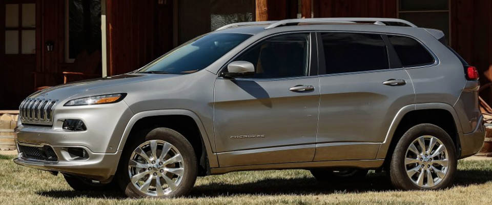 2017 Jeep Cherokee Appearance Main Img