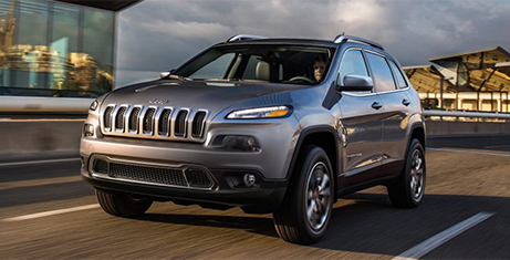 2017 Jeep Cherokee performance