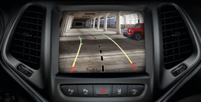 2017 Jeep Cherokee safety